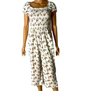 For Justify brand Floral Jumpsuit/romper one piece